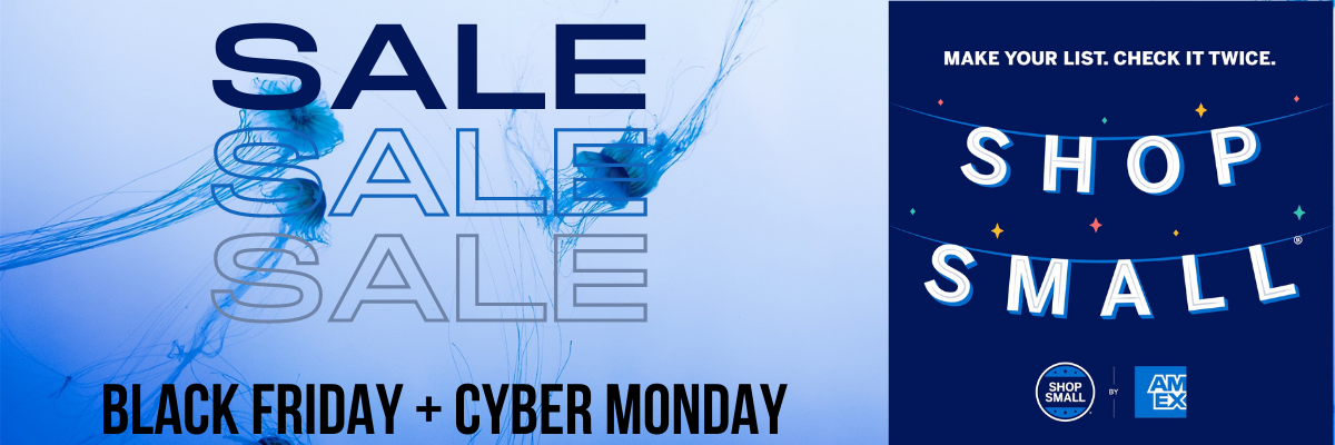 Black Friday / Small Business Saturday / Cyber Monday Deals