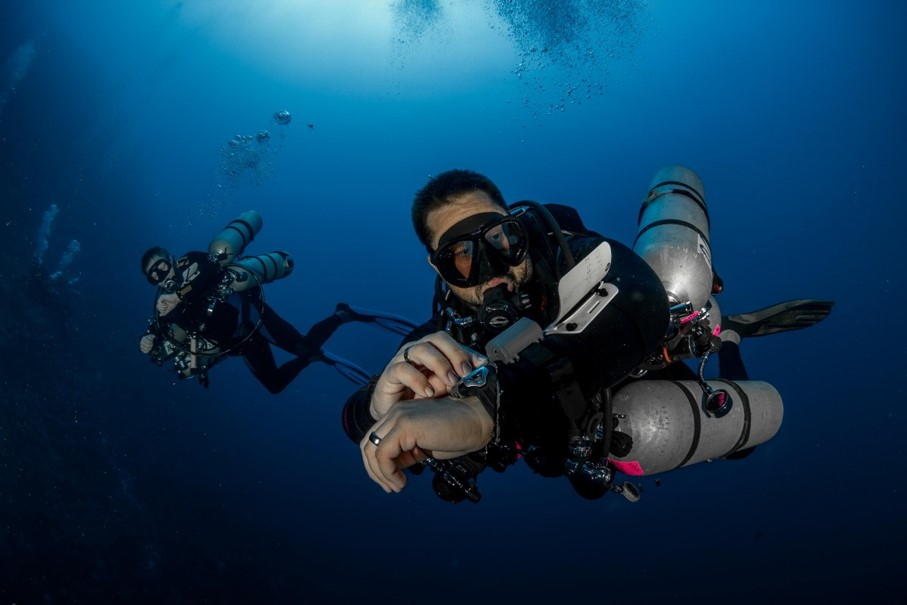 Tec Diving Training Info Session