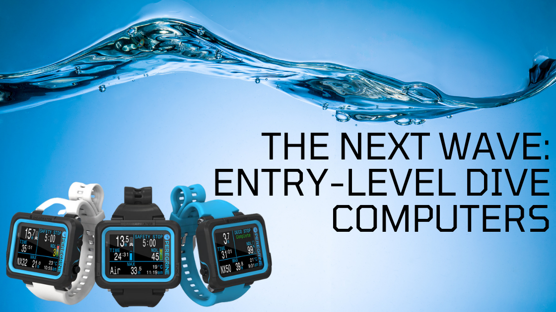 The Next Wave Of Entry-level Dive Computers