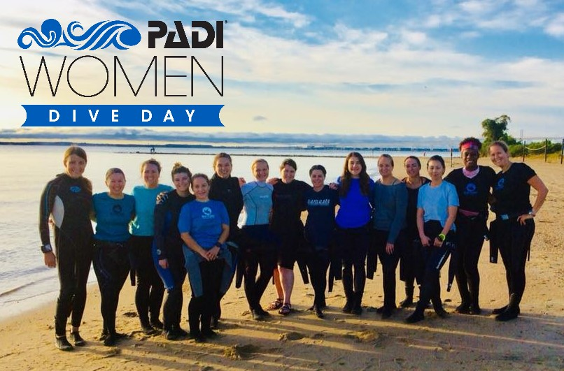 Join Us For Women's Dive Day 2021!